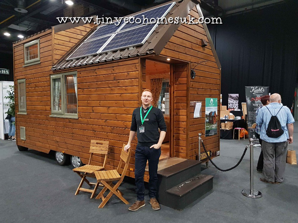 Chris March Tiny Eco Homes - Tiny House Specialists