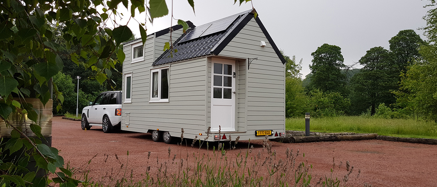 Custom Built Tiny Homes